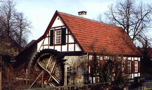 Ölmühle Salzkotten
