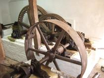 Kammrad und Getriebe