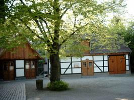Schmiede, Backhaus und Stellmacherwerkstatt