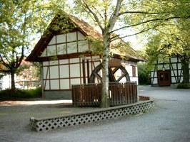 Holzschuhmacherwerkstatt